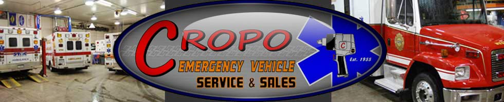 Cropo's for Emergency Vehicle Service & Sales in Rochester, NY